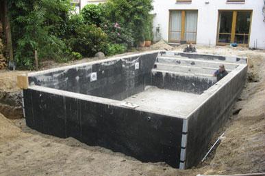 swimmingpool im ruhrgebiet pool in wenigen tagen komplett installiert. Black Bedroom Furniture Sets. Home Design Ideas
